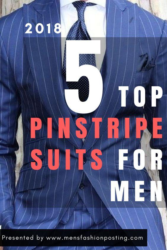 Top 5 Pinstripe Suits for Men - Men's Fashion Posting - mensfashionposting.com.jpg