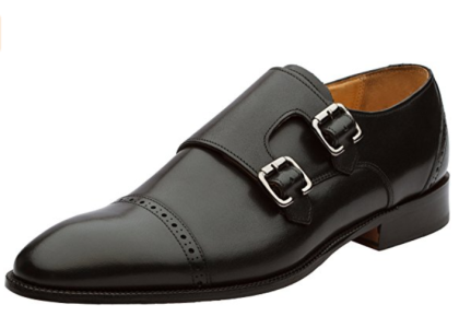Double Monk Strap Modern Classic